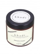 Khadi Almond and Honey Gel Scrub With Pure Manuka Honey -100g