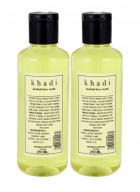 Khadi Herbal Face Wash-210ml-Set of 2