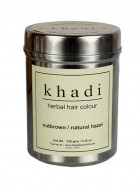 Khadi Natural Herbal Nut Brown Henna- Natural Hazel