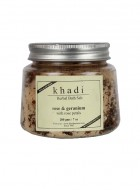 Khadi Natural Rose and Geranium With Rose Petals