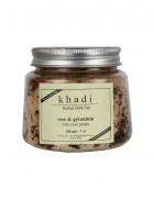 Khadi Natural Rose and Geranium With Rose Petals Bathcare