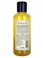 Khadi Natural Sweet Almond Massage Oil - 210ml