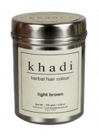 Khadi Natural Herbal Light Brown Henna