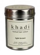 Khadi Natural Herbal Light Brown Henna