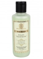 Khadi Natural Neem and Aloevera Herbal Shampoo