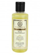 Khadi Natural Sandal and Turmeric Body Wash- Sls and Paraben Free