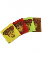 Kolorobia Madhubani Revival Coasters-Set of 4