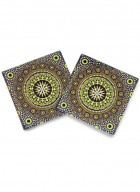 Kolorobia Moroccan Inspiration Coaster-Set of 4