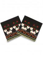 Kolorobia Turkish Fervor Coaster-Set of 4