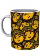 Kolorobia Madhubani Revival Mug Design 3-Single