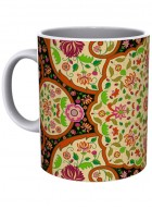 Kolorobia Mughal Blooms Dark Mug-Single