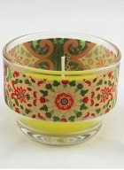 Kolorobia Mughal Blooms Candle Holder Pack Of 2
