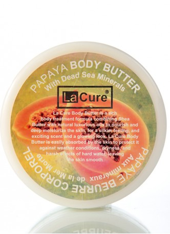 LaCure Papaya Body Butter