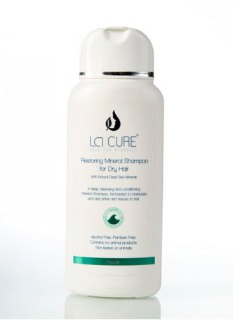 LaCure Restoring Mineral Shampoo for Dry Hair