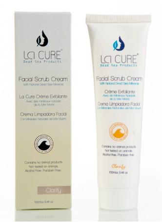 LaCure Facial Scrub Cream 100 ml
