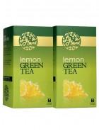 LaPlant Lemon Green Tea-50 Tea Bags-Pack of 2