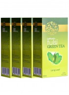 LaPlant Tulsi Green Tea Long Leaf-400g-Pack of 4