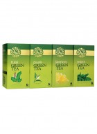LaPlant Green Tea Gift Pack-100 Tea Bags (Lemon,Tulsi & Mint)