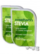 Sweet Herb Stevia Sugarfree-200 Tablets-Pack of 2