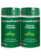 Sweet Herb Stevia Sugarfree Powder-200g-Pack of 2