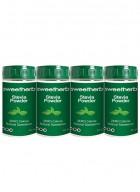 Sweet Herb Stevia Sugarfree Powder-400g-Pack of 4
