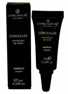 Living Nature Concealer-Medium Correcteur De Teint