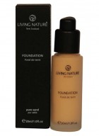 Living Nature Mineral Foundation-Pure Sand