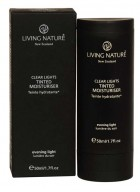 Living Nature Tinted Moisturizer-Evening Light Lumière Du Soir