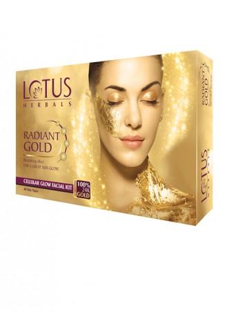 Lotus Herbals Radiant Gold Revitalising