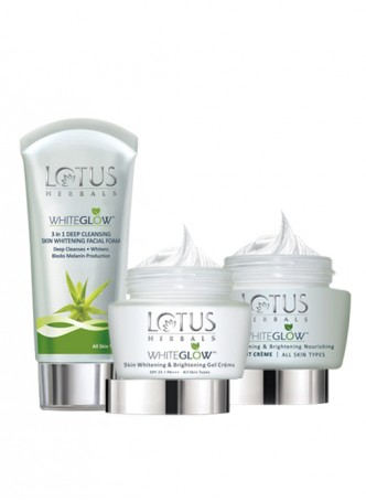 Lotus Herbals Whiteglow Day and Night Pack
