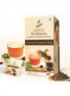 Lovely Herbal Green Tea (Pack of 2)
