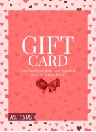 Gift Card 1500