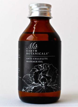 Ma Earth botanicals Anti-Cellulite Massage Oil
