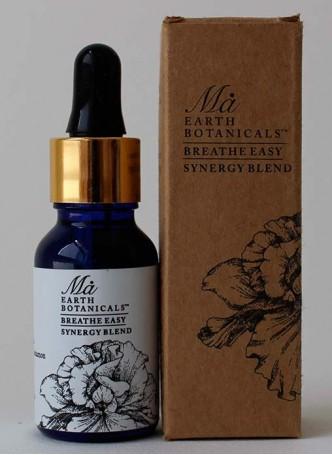 Ma Earth botanicals Breathe Easy Synergy Blend
