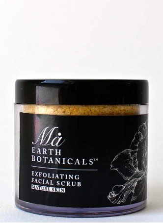 Ma Earth botanicals Exfoliating Facial Scrub