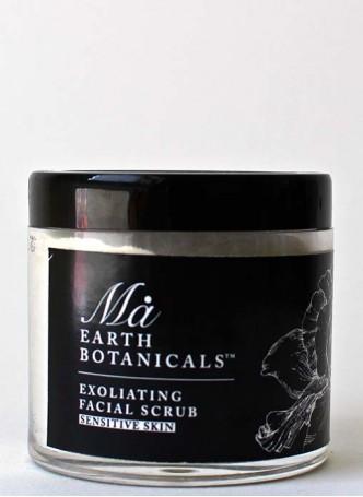 Ma Earth botanicals Exfoliating Facial Scrub (Sensitive)