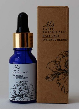 Ma Earth botanicals Hair Care Synergy Blend