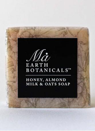 Ma Earth botanicals Honey, Almond Milk And Oats Soap