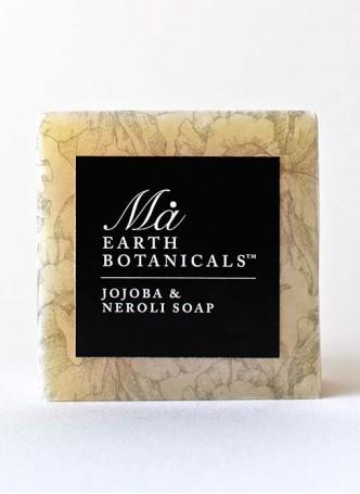 Ma Earth botanicals Jojoba Neroli Soap