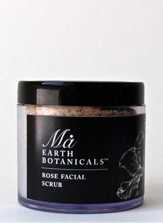 Ma Earth botanicals Rose Facial Scrub