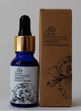 Ma Earth botanicals Serenity Synergy Blend