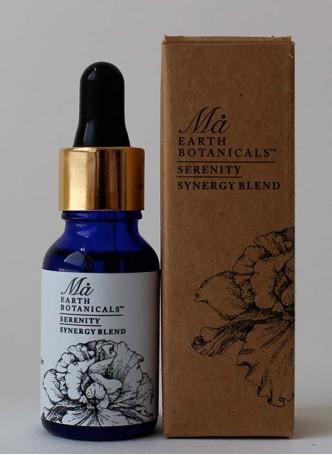 Ma Earth botanicals Serenity Synergy Blend
