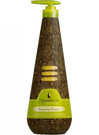 Macadamia Rejuvenating Shampoo-1ltr