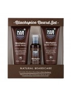 ManCave - Blackspice Beard Set