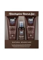ManCave - Blackspice Beard Set