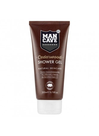 ManCave - Cedarwood Shower Gel