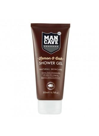 ManCave - Lemon & Oak Shower Gel