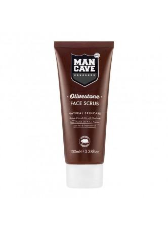 ManCave - Olivestone Face Scrub