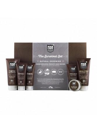 ManCave - Survival Set Gift Box