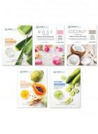 Mirabelle Korea Dry Skin Face Sheet Mask Combo Pack of 3
